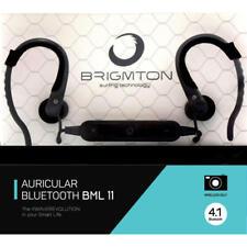 Brigmton auricular Mic Bml-11n Bluetooth negro