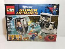 Lego Superman Black Zero Escape (76009) New Sealed Super Heroes Man Of Steel2012