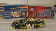 Nascar #15 Michael Waltrip Signed Hootie & The Blow Fish 1:24 Scale Diecast 2003