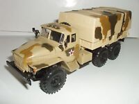 URAL-4320 Army Russian 6X6 military truck 1:43 diecast scale model.