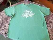 Foo Fighters 1995 Tee Shirt Clean Soft Nirvana Dave Grohl Foos Rock N Roll Xxl
