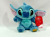 Japan Disney Store Exclusively Stitch Plush Toy Doll Stamped TAG 6.5""