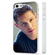 Tom Hardy British Stud Actor WHITE PHONE CASE COVER fits iPHONE