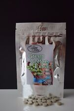 Grüne Kaffee Bohnen Extrakt, 2000mg Tabletten, Fett Verbrennung
