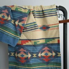 Vintage! Southwestern Abstract Blanket Print | Set of 2 Standard Pillowcases