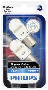 Tail Light Bulb-Vision - Led Philips 12839REDB2