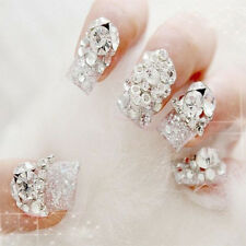 Women Bling Shiny Crystal Rhinestone Different Sizes DIY Decoration For Nail Art