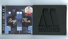 BOYZ II MEN CD (NEW)  I'LL MAKE LOVE TO YOU (MOTOWN)