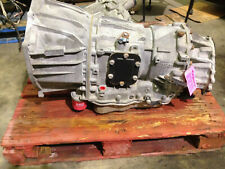 2013 Allison 24258552 Transmission from Chevy Silverado 4WD 6.6L Diesel Eng 57k