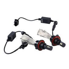 JDM ASTAR 6G 5600LM 2x H13/9008 LED Headlight Bulbs High Low Dual Beam White 2 X