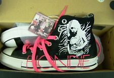 Converse CT All Stars - Blondie - Black/Pink/White - New In Box - Mens 4.5