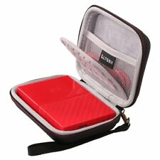 Hard Case for WD External Hard Drive My Passport 1TB 2TB 3TB 4TB
