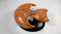 Star Trek Eaglemoss Ferengi Marauder 3650-A/G Collectors Model Display Stand