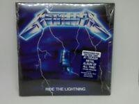 METALLICA - Ride The Lightning  - REMASTERED DIGIPAK EDITION 2016 [CD New]