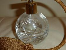VINTAGE RARE EMPTY ATOMIZER PERFUME BOTTLE
