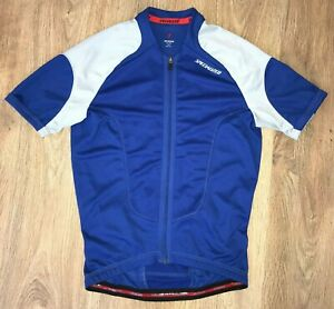 Specialized blue rare cycling jersey size S