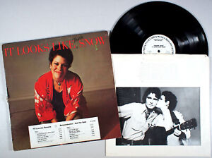 Phoebe Snow - It Looks Like Snow (1976) Vinyl LP • PROMO + Timing Strip •
