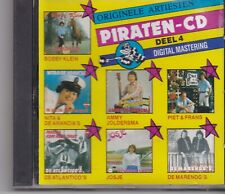 Originele Piratenhits -Deel 4 cd album