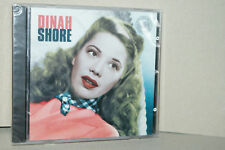 DINAH SHORE   *   LEGENDARY SONG STYLIST   *  CD ALBUM   *   NEW & SEALED
