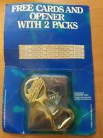 R.J. Reynolds Tobacco Co Magna Promotional Deck Cards & Opener 1988