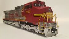Atlas O Santa Fe Dash840cw #804 2 rail ESU LokSound DCC NIB Stock #20052005
