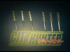 1/6 Hot Toys City Hunter Saeko Nogami Mini-Knives 6 Included CMS03 **US Seller**