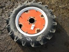 Allis-Chalmers 9.5-24 Alliance Tractor Tire and Rim, Tag #105