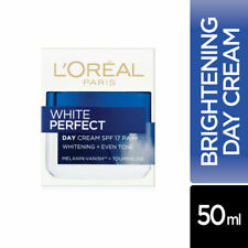 L'Oreal Paris White Perfect Day Cream SPF 17++ 50ml Reveal Natural Healthy Glow