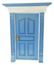 MAGICAL FAIRY BLUE  DOOR  GIFT BOXED 20CMS COMES WITH FAIRY DUST