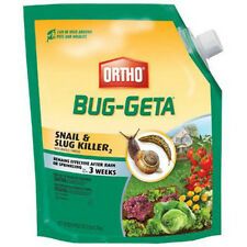 Ortho 0475610 Bug-Geta Snail & Slug Killer, 6 Lbs