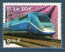 TIMBRE 3475 NEUF XX LUXE - LE TGV - TRAIN A GRANDE VITESSE - TTB