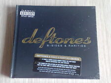DEFTONES - B SIDES & RARITIES - CD + DVD DIGIPAK NUOVO SIGILLATO (SEALED)