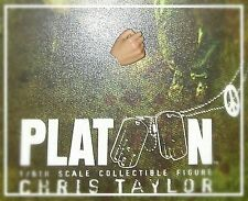 1/6 HotToys Platoon Chris Taylor MMS135 Right Palm for Holding Machete US Seller