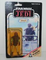 Vintage Star Wars Return Of The Jedi Weequay 1983 Kenner Action Figure
