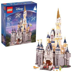 Lego 71040 Disney Cinderella Castle. Collectors Item New in the Box. In Stock 🔥