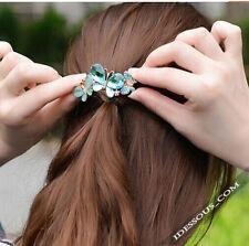 Damen-Haarschmuck aus Strass Vintage