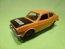 MERCURY FIAT 128 SL 1300 - YELLOW + BLACK 1:43 - GOOD CONDITION