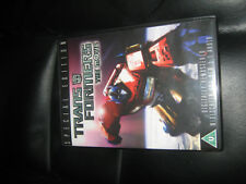 Transformers The Movie (animated) DVD PAL