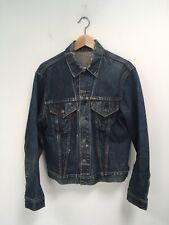 "Levi's ""Big E"" 1960s Type 3 Trucker Jacket True Vintage #524 Small/Medium"