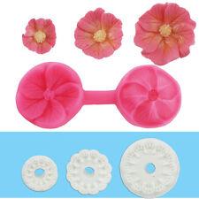 Fleur Collection - Flower Mould & Cutter Set - Cake Decorating - Craft