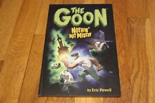 SIGNED - The Goon-  Nothin' but Misery TPB Eric Powell Dark Horse Volume 1