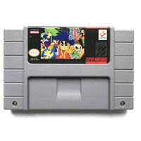 Go for it! Goemon 4(Ganbare Goemon) for snes game cartridge english translated