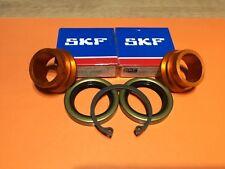 #50 BEST TOP QUALITY PREMIUM KTM REAR WHEEL SPACER & SKF BEARING KIT 2013 ON SXF
