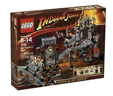LEGO 7199 ~ Indiana Jones ~ The Temple of Doom ~ NEW Retired NISB