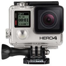 GoPro HERO4 Black Edition Camera 4K Bluetooth WiFi Waterproof 1 Year Warranty