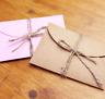 10 Pcs Kawaii Paper Korean Stationery Mini Retro Vintage Kraft Paper Envelopes
