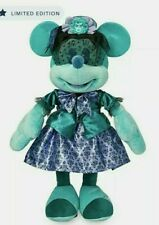 Minnie Mouse: The Main Attraction Plush  The Haunted Mansion  CONFIRMED ORDER