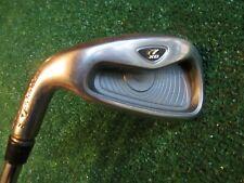 """Golf TaylorMade rac r7 XD 6 Iron LH Stiff Flex Steel Winn Grip 38 1/2"""" VGC"""