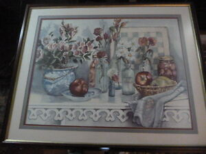 Joy Evans Signed and Numbered 1832/1950 Limited Edition Print