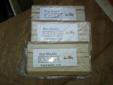 """Elastici 6"""" FASCE ELASTICHE pacchetto di 12 - 3 pacchi per £ 8.00 (+ P + P)"""